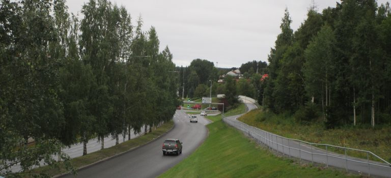 Umeå kennenlernen und Einkaufen