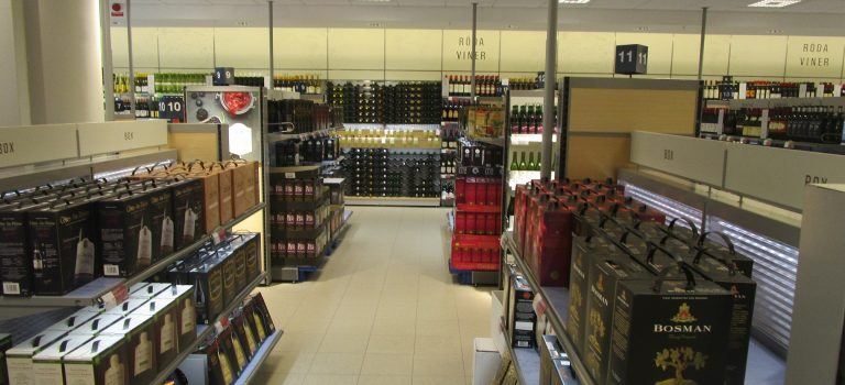 Systembolarget