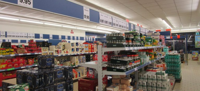 Supermarkt