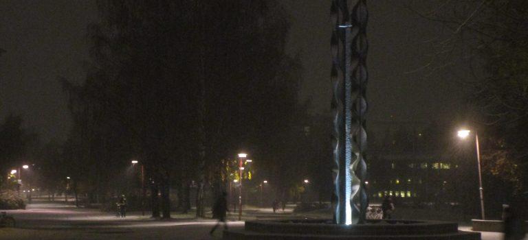 Winter und Snösvänget