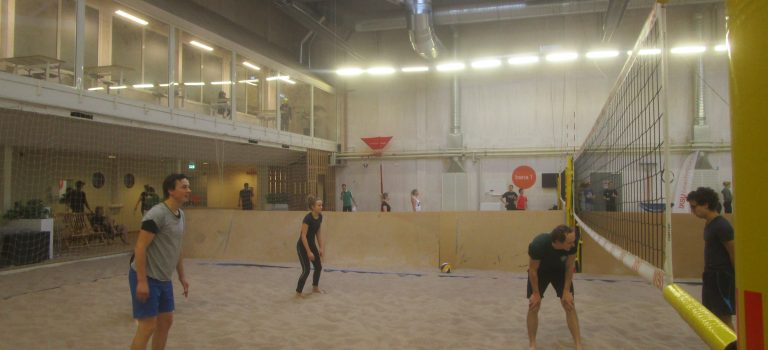 Buddy Program Beachvolleyball Turnier