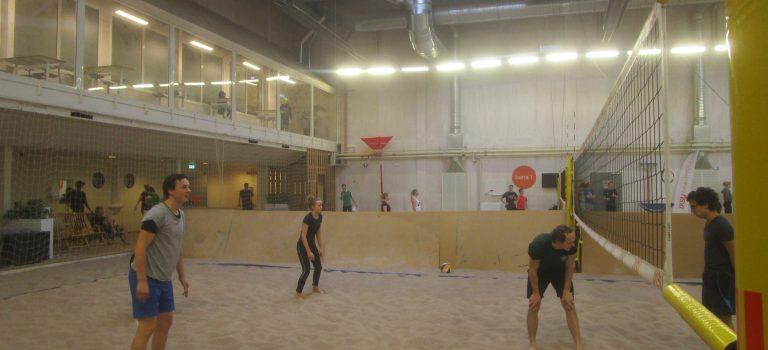 Buddy Program Beachvolleyball Turnier