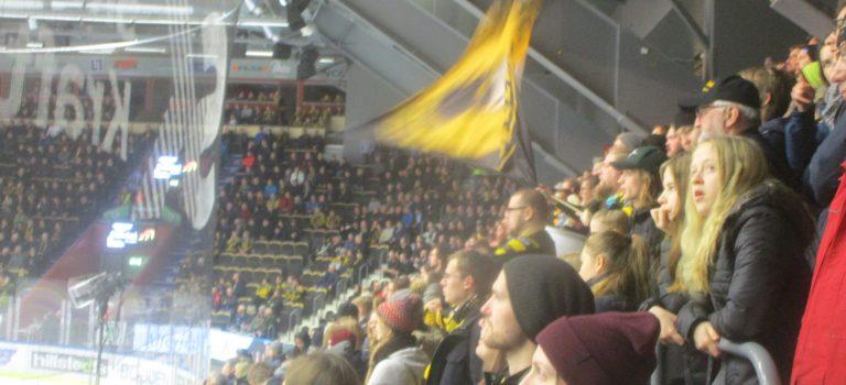 Hockey Trip nach Skellefteå