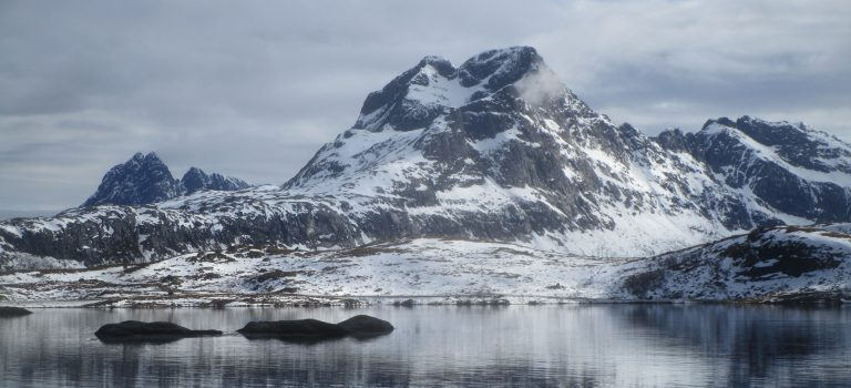 Zauberhafte Natur auf den Lofoten
